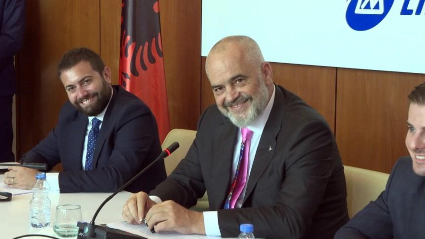 Еди Рама завршио посету Косову