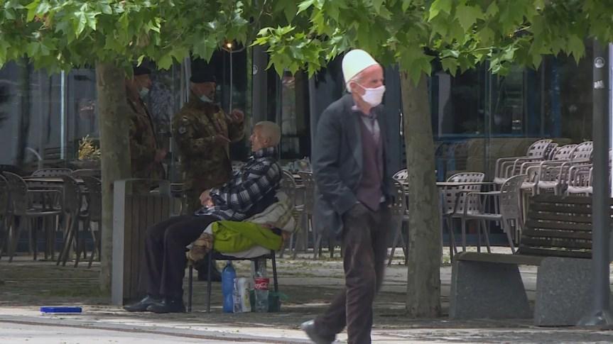 Косовско(метохијска) разгледница 21 годину после