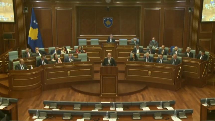 Изабрана нова Влада Косова, премијер Авдулах Хоти