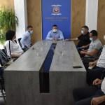 Градоначелник са директорима здравствених установа о епидемиолошкој ситуацији, приступ медија селективан