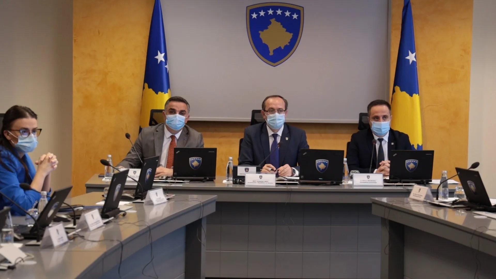 Одложена заједничка седница влада Косова и Албаније