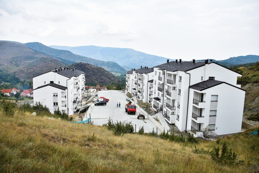 Ускоро нови станови за становнике колективних центара и социјално угрожене породице