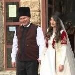 Јелена и Саша из Скопља се на вечну љубав заклели у манастиру Грачаница