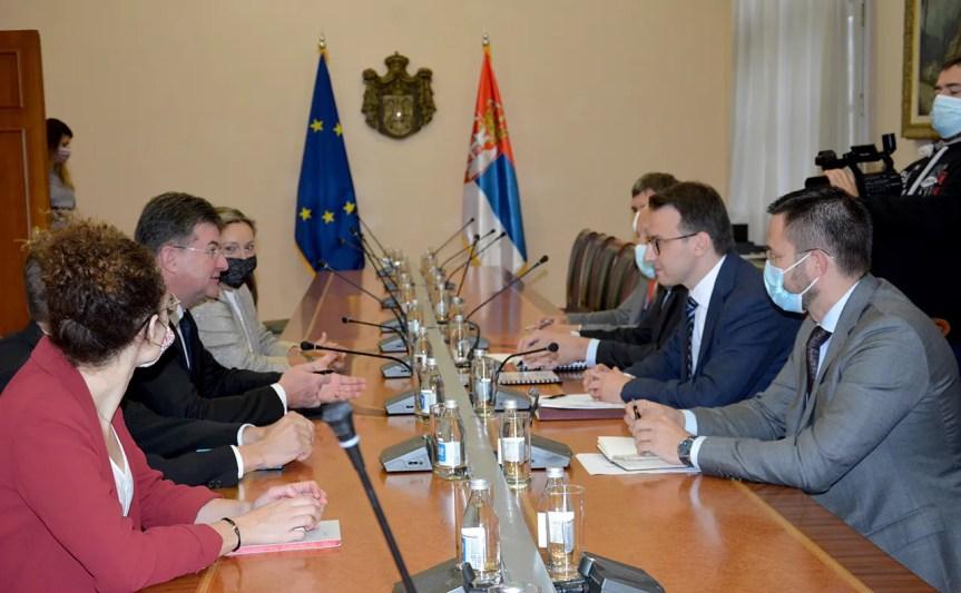 Петар Петковић са Лајчаком: Заједница српских општина мора бити формирана одмах
