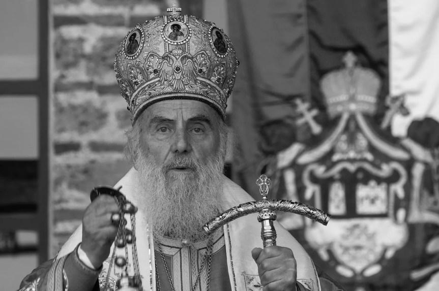 Упокојио се патријарх српски Иринеј