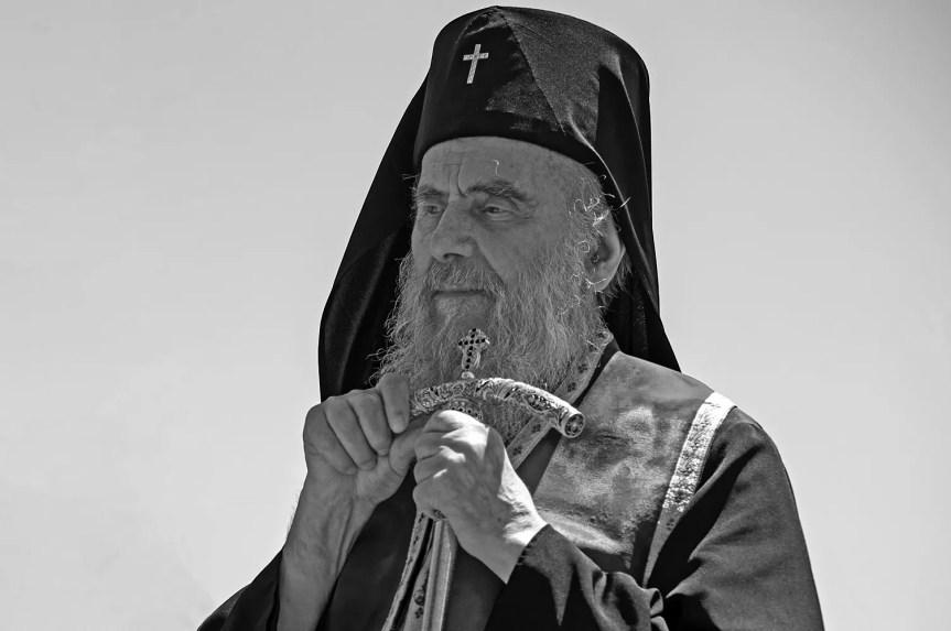 Петар Петковић: Патријарх Иринеј делио судбину Срба на КиМ