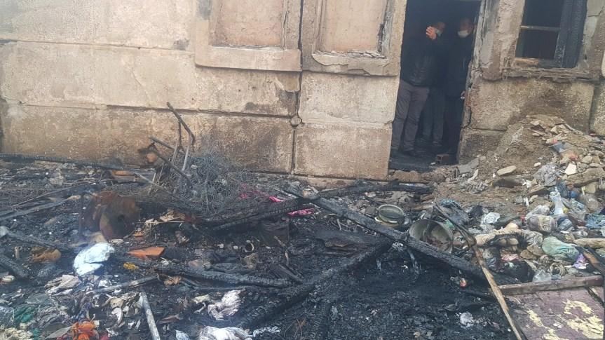Локализован пожар у студентском павиљону у Приштини