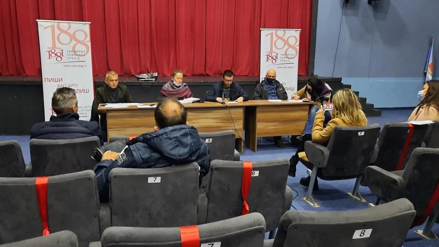 УНС на Косову одржао редовну скупштину: Приоритет су решавање убистава новинара и медијских радника на Косову