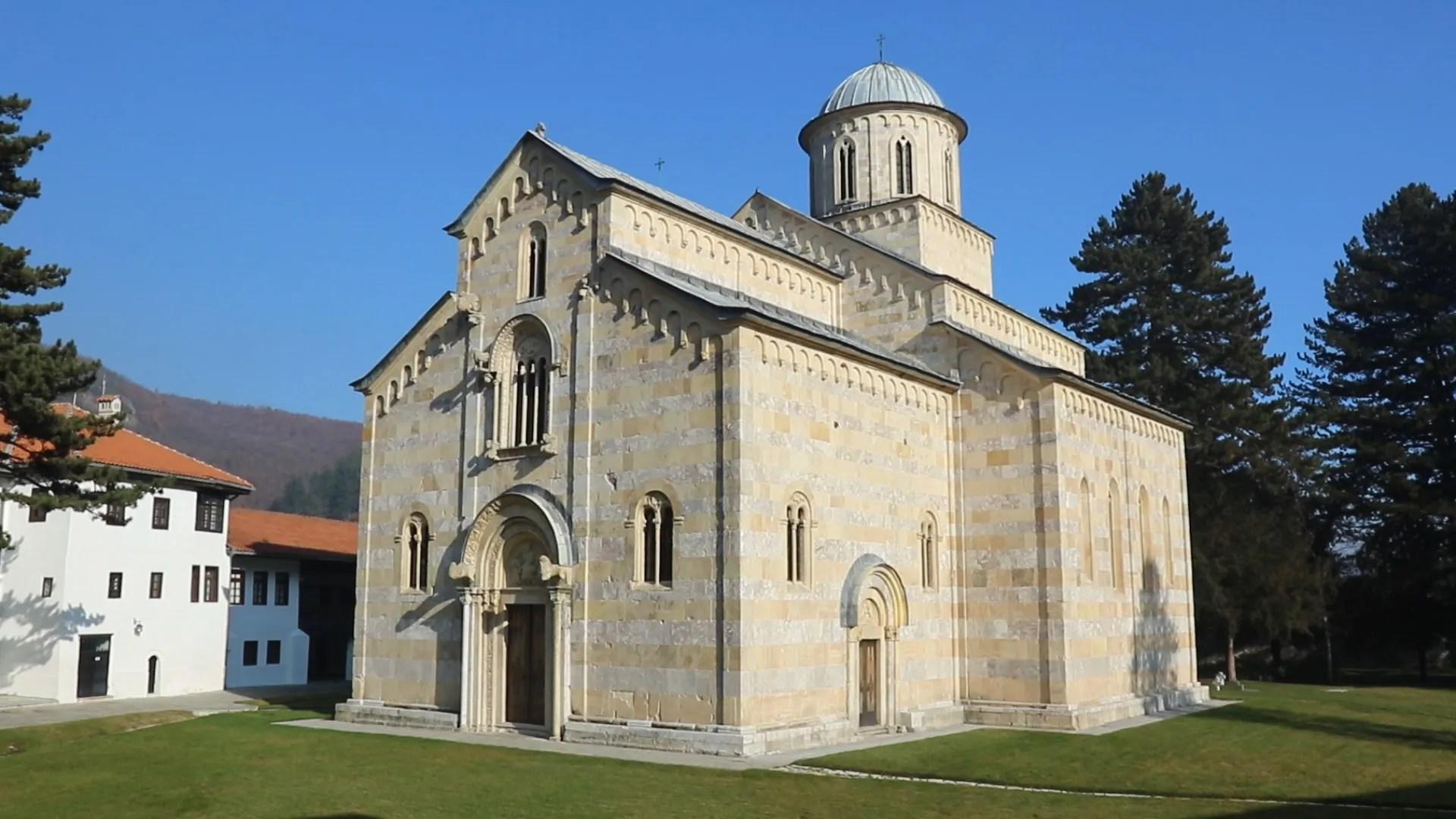 Јањић и Суњогу о нападима на манастир Високи Дечани