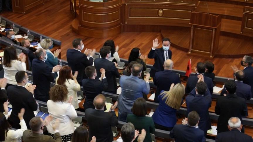 Глаук Коњуфца нови председник Скупштине Косова