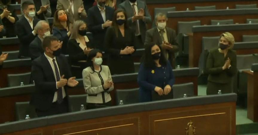 Вјоса Османи изабрана за председницу Косова