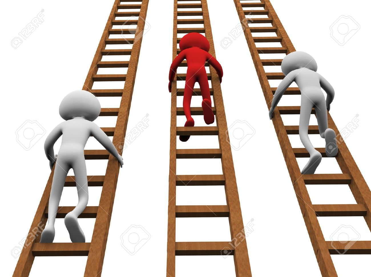 Ugly Success Ladder Grasha