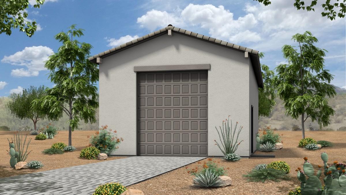 RV Garage A