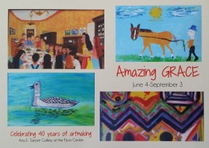 Amazing GRACE: Celebrating 40 years of artmaking