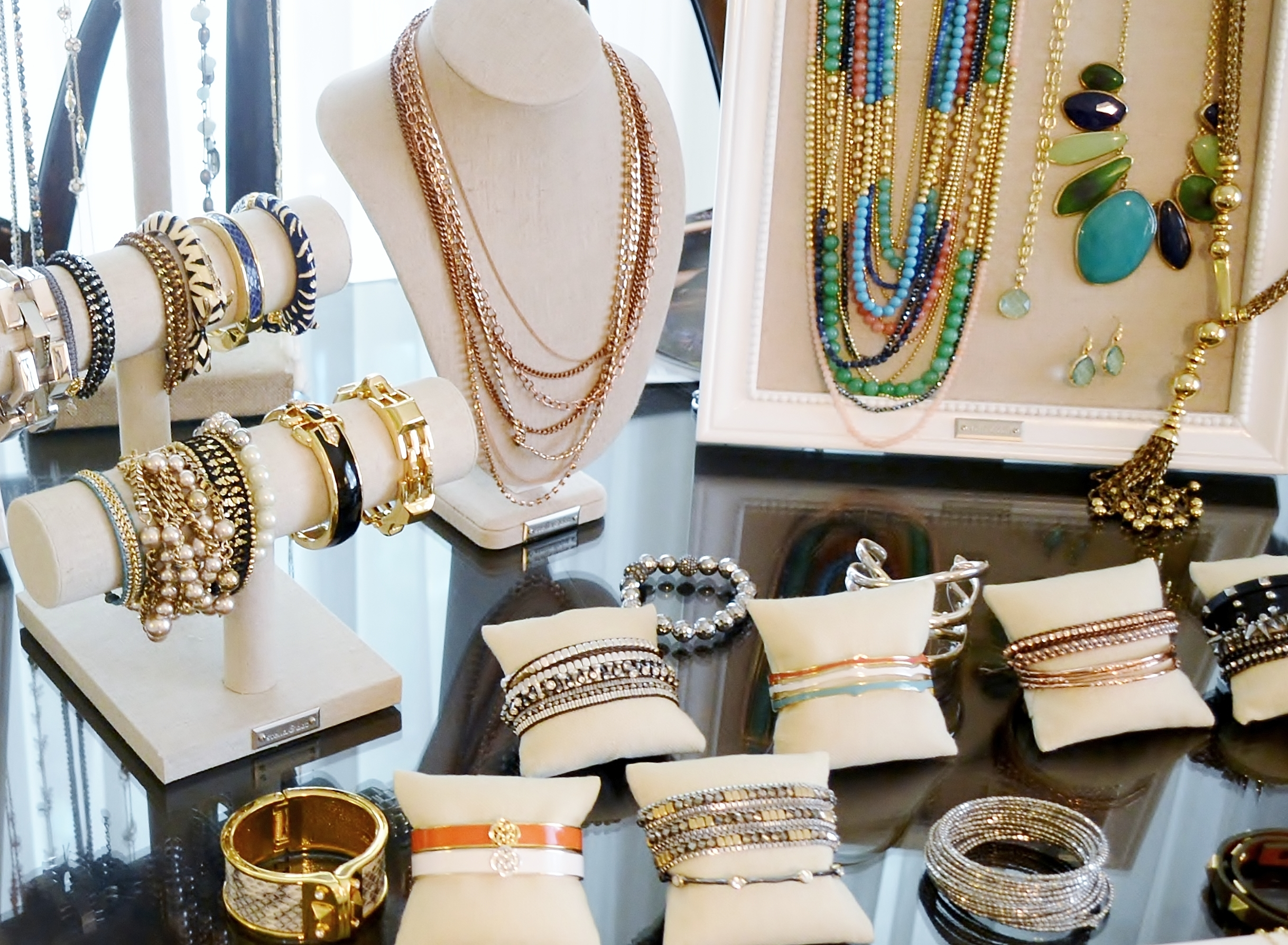 Stella And Dot Trunk Show Living With Grace
