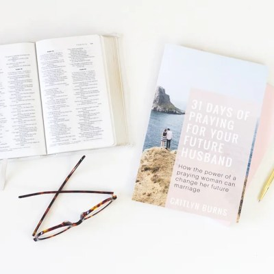 The Importance of Praying for Your Future Husband + Book Giveaway