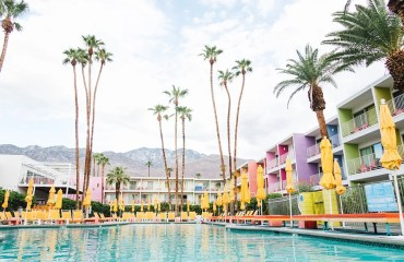 An Instagram Guide To The Saguaro – Palm Springs