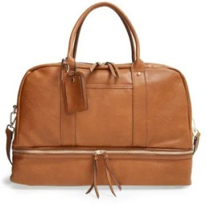 Sole Society Mason Weekend Bag - Brown