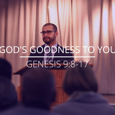 God's Goodness to You
