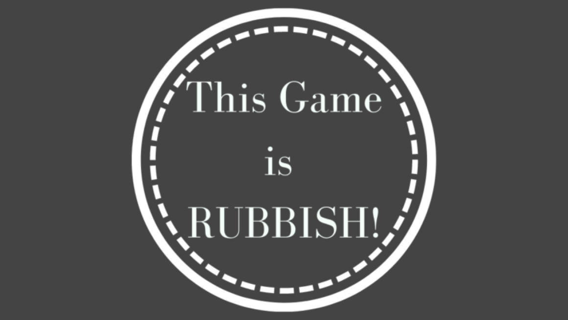 A game called Rubbish teaches your homeschooler base ten, numbers, and strategy with a bit of luck thrown in for good measure and extra laughs.