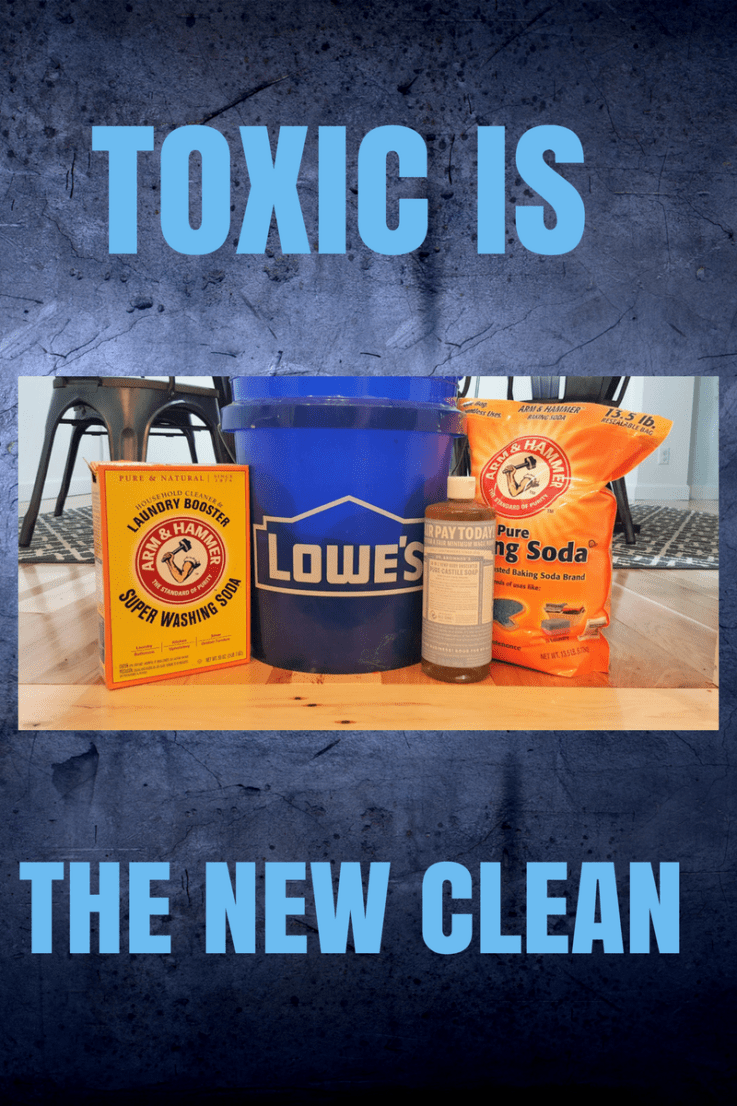 Toxic Is The New Clean Grace Blossoms