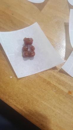 Cough Drop DIY Bear