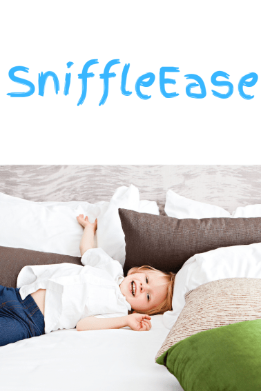 SniffleEase #graceblossomsblog #SniffleEase #youngliving #essentialoils #kids #respiratory