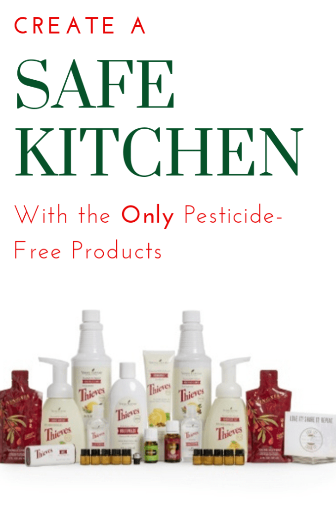 A quick guide for how to dig into the heart of your home and get rid of any pesticides and synethtics lurking, so you can create a truly safe kitchen.