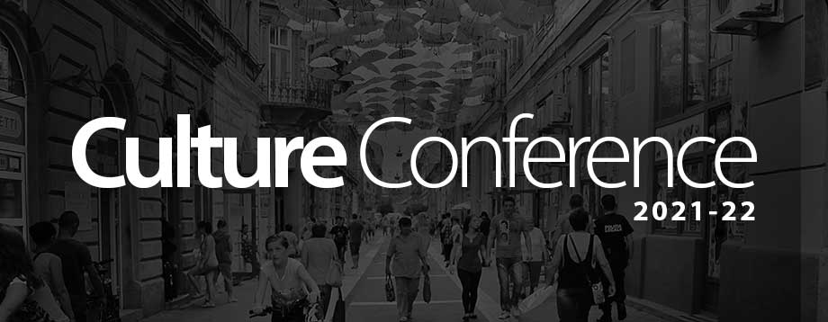 Register for the October Culture Conference