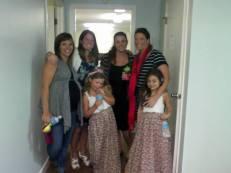 girlies july 2014