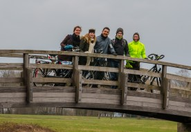 Our first cycling group ride!