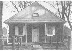 Eden, Pennsylvania meeting house Grace Church