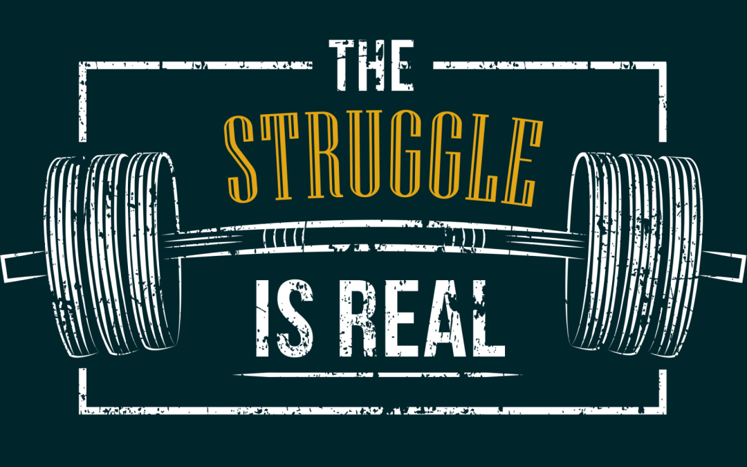 """Our Inward Struggle 10.14.18 SERIES: """"The Struggle is Real"""""""