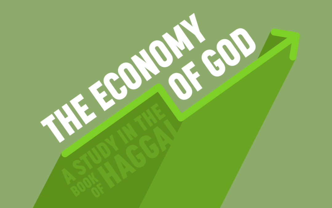 Cost: Willing to Sacrifice 11.11.18 SERIES: The Economy of God: A Study in the book of Haggai