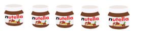 5 Nutella
