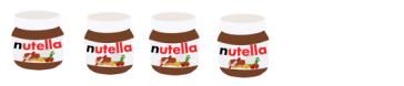 4 Nutella