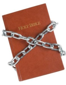 BIBLE biblebanned