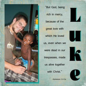Luke Aubrey Name