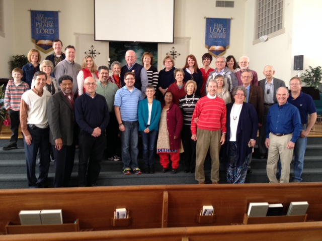 GFI Exchanged Life Conference group - Pigeon Forge, TN March 4,5, 2016