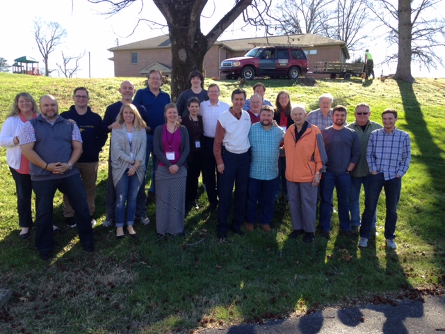 Workshop group, Pigeon Forge, TN March 6-9, 2017