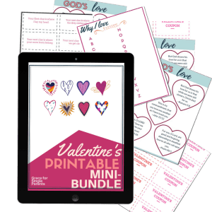 Valentine Mini Bundle