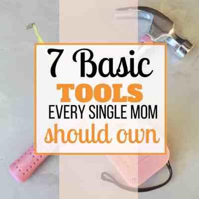 basic tools single mom