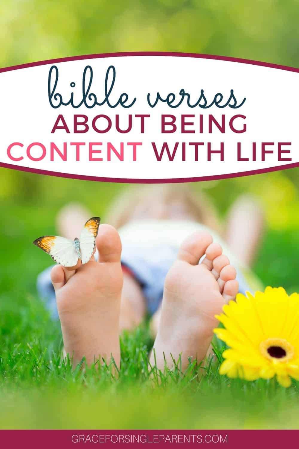 10 Bible Verses to Help You Find Contentment With Your Life