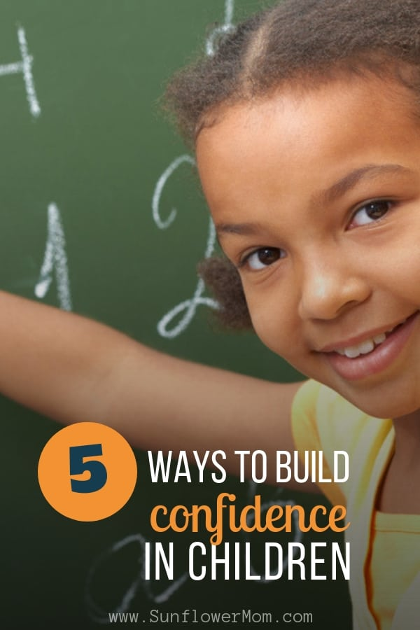 5 Ways to Build Confidence of Your Children
