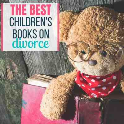 childrens books divorce