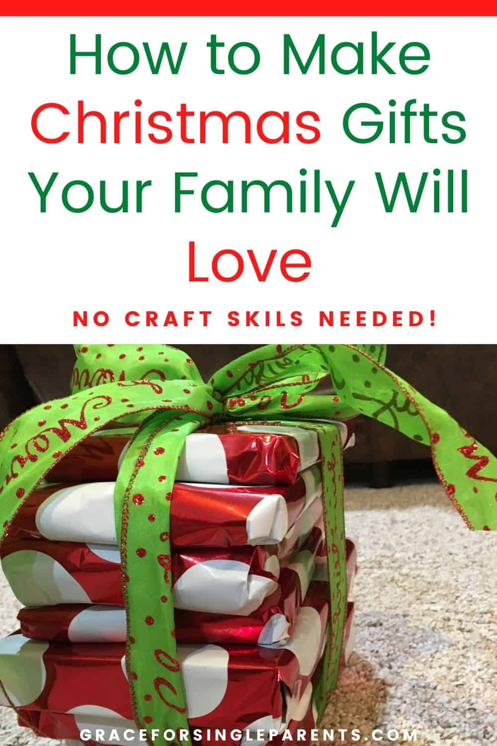 How to Make Christmas Gifts Your Family Will Love