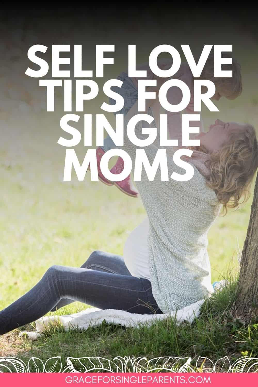 Simple Self-Love Tips for Single Moms