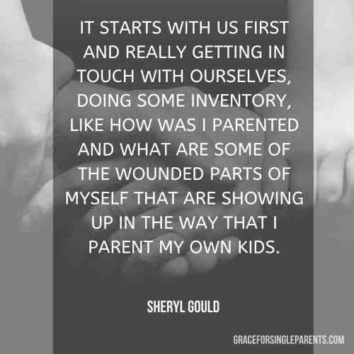 Sheryl Gould quote