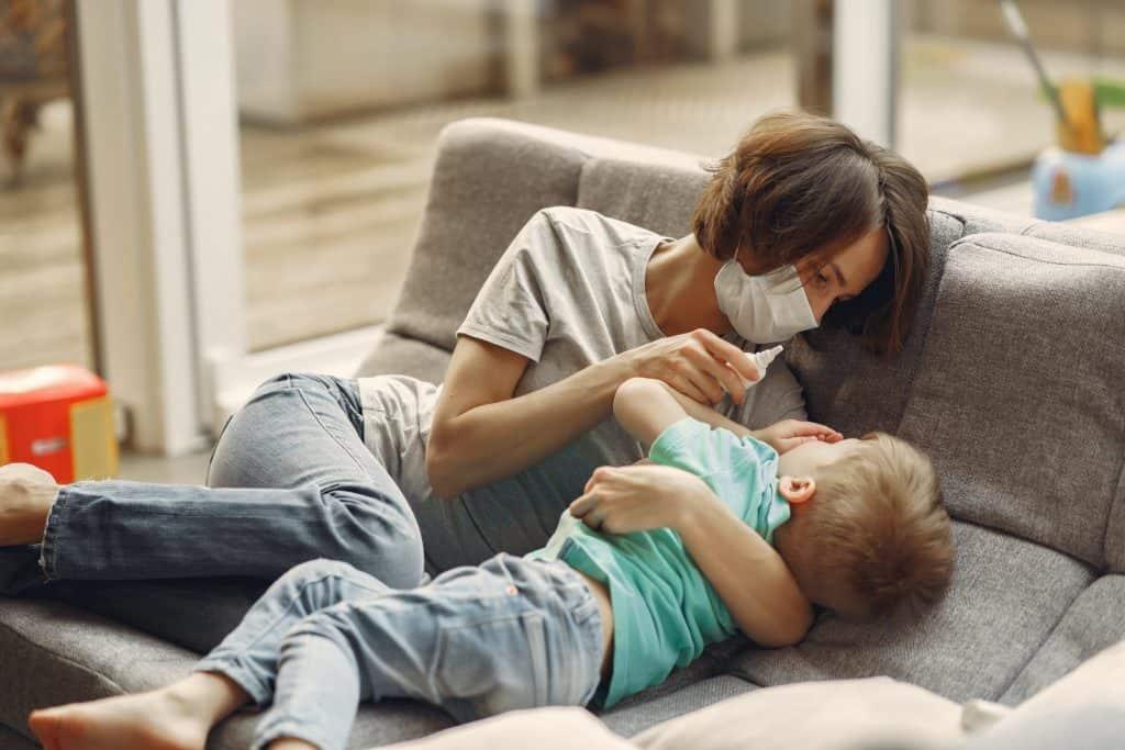 single-parent-quarantine