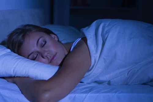 deep sleep tips
